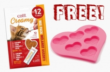 Catit Free Product Testing | Try Catit Creamy + Ice Tray