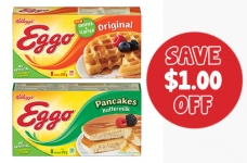 Kellogg's Eggo Waffles Coupon