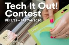 Michaels Contest   Tech It Out! Contest