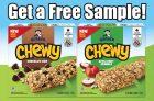 Free Quaker Chewy Granola Bars Sample
