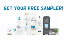 Free Dove Customized Care Boxes