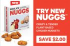 NUGGS Plant-Based Nuggets Coupon