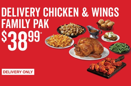 Swiss Chalet Coupons | Chicken & Wings Family Pak Coupon + Honey Garlic Chicken is Back!