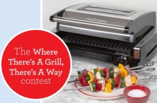 Redpath Where There's A Grill, There's A Way Contest