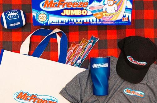 Kisko Freezies Contests | Summer Giveaway