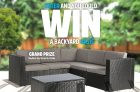 Mary Brown's Contest   Win a Backyard Oasis