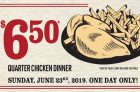 Swiss Chalet 65th Anniversary Special
