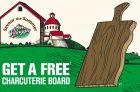 Free Villaggio Charcuterie Board