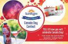SunRype Canada Day Contest