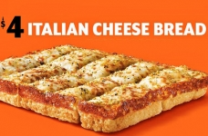 Little Caesars Coupons & Deals   $4 Italian Cheese Bread + NEW Pepperoni & Cheese Stuffed Crust