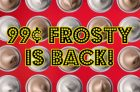 Wendys Coupons & Deals July/August 2020 + 99¢ Frosty is Back!