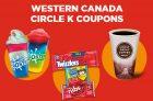 Circle K Western Canada Coupons | June/July 2020
