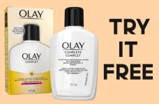 Tryable Product Testing | Free Olay Daily Moisturizer
