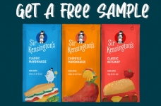 Sir Kensington's Free Samples