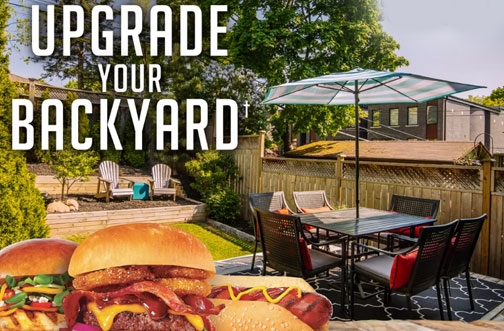 Wonder Bread Contest | Backyard Makeover Contest
