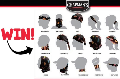 Chapman's Ice Cream Contest | Win a Free Chapman's Buff