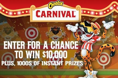 Cheetos Contest | Cheetos Carnival Contest
