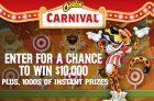 Cheetos Contest   Cheetos Carnival Contest