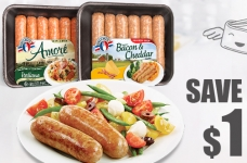 Olymel Coupon | European Sausages Coupon