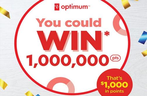 PC Optimum Contest | Become A PC Millionaire Contest