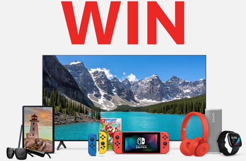 The Source Contest | Epic Summer Giveaway