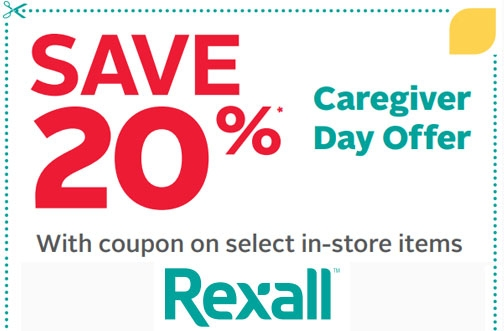 Rexall Be Well Rewards Coupons & Bonus Offers | Caregivers Coupon