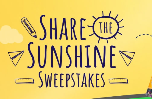 Sunkist Contest | Share the Sunshine Sweepstakes