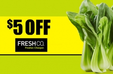 Get $5 Off Groceries at FreshCo