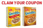Shreddies Cereal Coupon