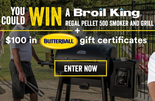 Butterball Contest | Broil King BBQ Contest