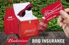 Budweiser Contest | BBQ Insurance Contest