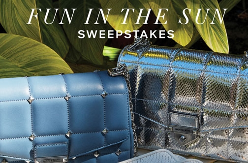 Michael Kors Contest | Fun in The Sun Sweepstakes