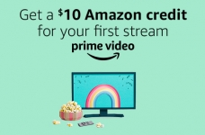 Get a $10 Amazon Credit From Prime Video