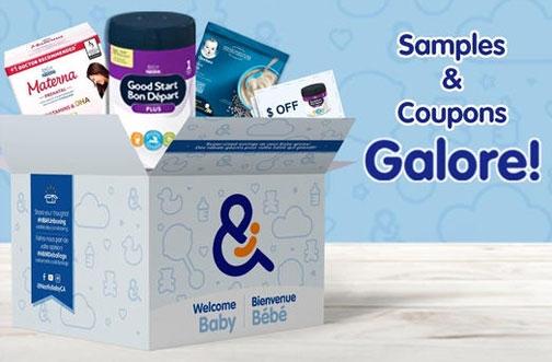 Free Nestle Baby Pack
