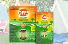 OFF! Coupons Canada   BOGO Backyard Mosquito Lamps & Refills