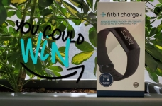 Fitbit Contest | Win a Fitbit Charge 4