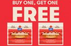 RCSS – BOGO Maple Leaf Top Dogs Coupon