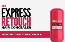 Garnier Express Retouch Coupon