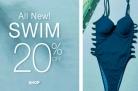 La Senza Deals & Coupons | 20% Off Swim