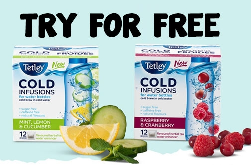 Shopper Army Missions   Tetley Cold Infusions & Pampers Ninjamas Underwear