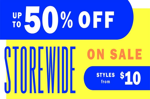 Old Navy Sales & Coupons   Up to 50% Off Storewide + 25% Off Your Order + Extra 15% off Clearance