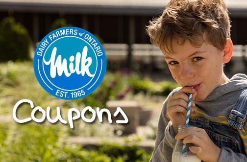 Dairy Farmers Ontario Coupons