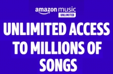 Get Amazon Music Unlimited FREE