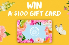 The Body Shop Review & Win