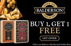 Balderson Cheese Coupon