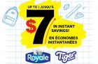 Royale Back to School Coupons