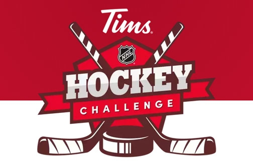 Tim Hortons Contest | NHL Hockey Challenge