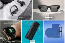 The Source Summer Travel Tech Giveaway