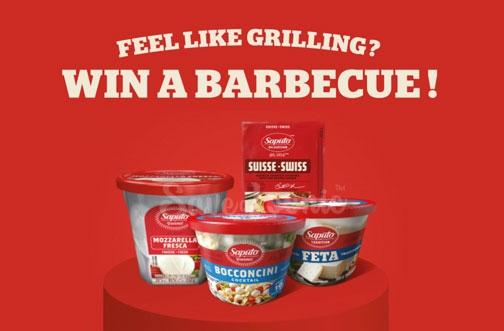 Saputo Contest Canada | Win a New BBQ Prize Pack