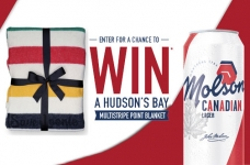 Molson Canadian Contest | Hudson's Bay Rep Our Home Contest